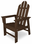 POLYWOOD® Long Island Dining Chair - Mahogany [ECD16MA-FS-PD]