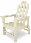 POLYWOOD® Long Island Dining Chair - Sand [ECD16SA-FS-PD]