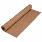Lorell Cork Roll - 48''H x 24''W - Natural [LLR84173-FS-SP]