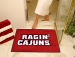 Louisiana-Lafayette All-Star Rugs 34'' x 45'' [3073-FS-FAN]