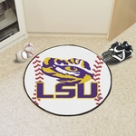 Louisiana State University Baseball Mat 27'' Diameter [3949-FS-FAN]