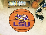 Louisiana State University Basketball Mat [3945-FS-FAN]