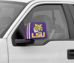Louisiana State University Large Mirror Covers - Set of 2 [12041-FS-FAN]