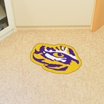 Louisiana State University Mascot Mat Approx. 36'' x 36'' [8324-FS-FAN]