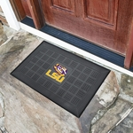 Louisiana State University Door Mat - Outdoor 19'' x 30'' [11361-FS-FAN]