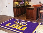Louisiana State University Rug 5' x 8' [6289-FS-FAN]