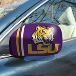 Louisiana State University Small Mirror Covers - Set of 2 [12008-FS-FAN]