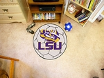Louisiana State University Soccer Ball [3947-FS-FAN]