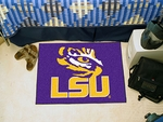 Louisiana State University Starter Rug,19'' x 30'' [3944-FS-FAN]