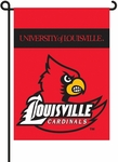 Louisville Cardinals 2-Sided Garden Flag [83032-FS-BSI]