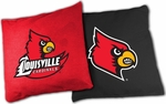 Louisville Cardinals XL Bean Bag Set [BB-XL-LOU-FS-TT]