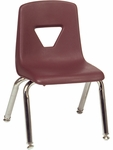 2000 Series Stack Chair with 12''H Seat Height [2012-VCO]