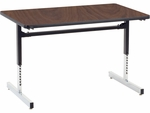 8700 Series 30''W x 48''L Computer Table [873048-VCO]