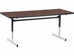 8700 Series 30''W x 72''L Computer Table [873072-VCO]