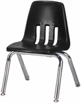 9000 Classic Series Stack Chair with 12'' Seat Height [9012-VCO]