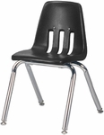 9000 Classic Series Stack Chair with 14'' Seat Height [9014-VCO]