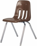 9000 Classic Series Stack Chair with 18'' Seat Height [9018-VCO]