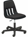 9000 Classic Series Upholstered Task Chair - 25''W x 28.25''H - 33.38''H [9260PGC-VCO]
