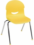 I.Q. Series Stack Chair with 17.5''H Seat [264517-VCO]