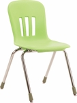 Metaphor Series Stack Chair with 18'' Seat Height [N918-VCO]