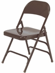 Multi-Purpose Folding Chair with 2 Rear Leg Braces [167-VCO]