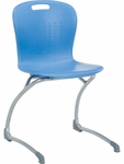 Sage Series Cantilever Chair with 18.25'' Seat Height [SGCANT18-VCO]