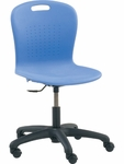 Sage Series Task Chair - 24.13''W x 24.13''D x 32''H - 36.5''H [SGTASK18-VCO]