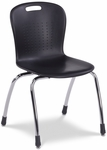 Civitas Series 18''H Seat Ergonomic Sage Chair - 20.38''W x 22''D x 32.75''H [CS18-VCO]