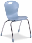 Civitas Series 18''H Seat Ergonomic Zuma Chair - 20.38''W x 21.25''D x 31.88''H [CZ18-VCO]