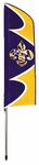 LSU Tigers Swooper Flag w/ Pole [SFLSU-FS-PAI]