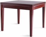 Luminary 24'' Square Occasional End Table - Cherry [OT2424C-FS-MAY]