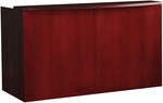 Luminary 72'' W Reception Station - Cherry Finish on Cherry Veneer [RS7278DC-FS-MAY]