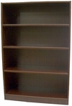 Mahogany 47.25''H Bookcase [ML155-MAHOGANY-FS-MAR]
