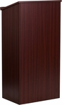 Stand-Up Lectern in Mahogany [MT-M8830-LECT-MAH-GG]