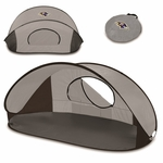 Manta Sun Shelter - Black/Gray - Baltimore Ravens [113-00-105-034-2-FS-PNT]
