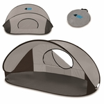 Manta Sun Shelter - Black/Gray - Carolina Panthers [113-00-105-054-2-FS-PNT]