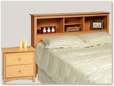 Sonoma Maple Bedroom Collection - PrePac
