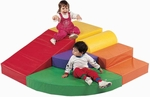 Mariah's Multicolor Play Center - 60''L x 60''W [CF300-001-FS-CHF]