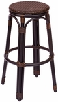 Marina Backless Barstool - Synthetic Wicker [MS10BBBBL-BFMS]