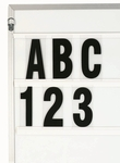 5'' Marquee Changeable Letters [F5-0-AA]