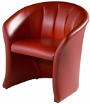 Marquis Lounge Chair with Channel Back [810-CHI-MTS]