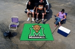 Marshall University Tailgater Rug 60'' x 72'' [3912-FS-FAN]