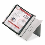 Master Desktop Reference System -24 Tabs -48 Sheet Cap -21'' x 8'' x 14'' [MATMVR24-FS-SP]