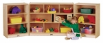 Maxi - Mobile Fold-n-Lock Storage Unit [0366JC-JON]
