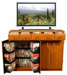 Media Cabinet with Drawers [2368-FS-VH]
