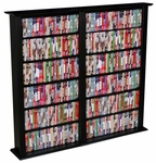 Media Storage Tower - 50 Regular Double [2402-FS-VH]