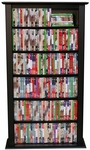 Media Storage Tower - 50 Regular Single [2401-FS-VH]