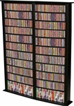 Media Storage Tower - 76 Tall Double [2412-FS-VH]