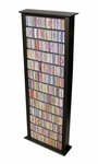 Media Storage Tower - 76 Tall Single [2411-FS-VH]