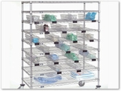 Medical Shelving and Accessories